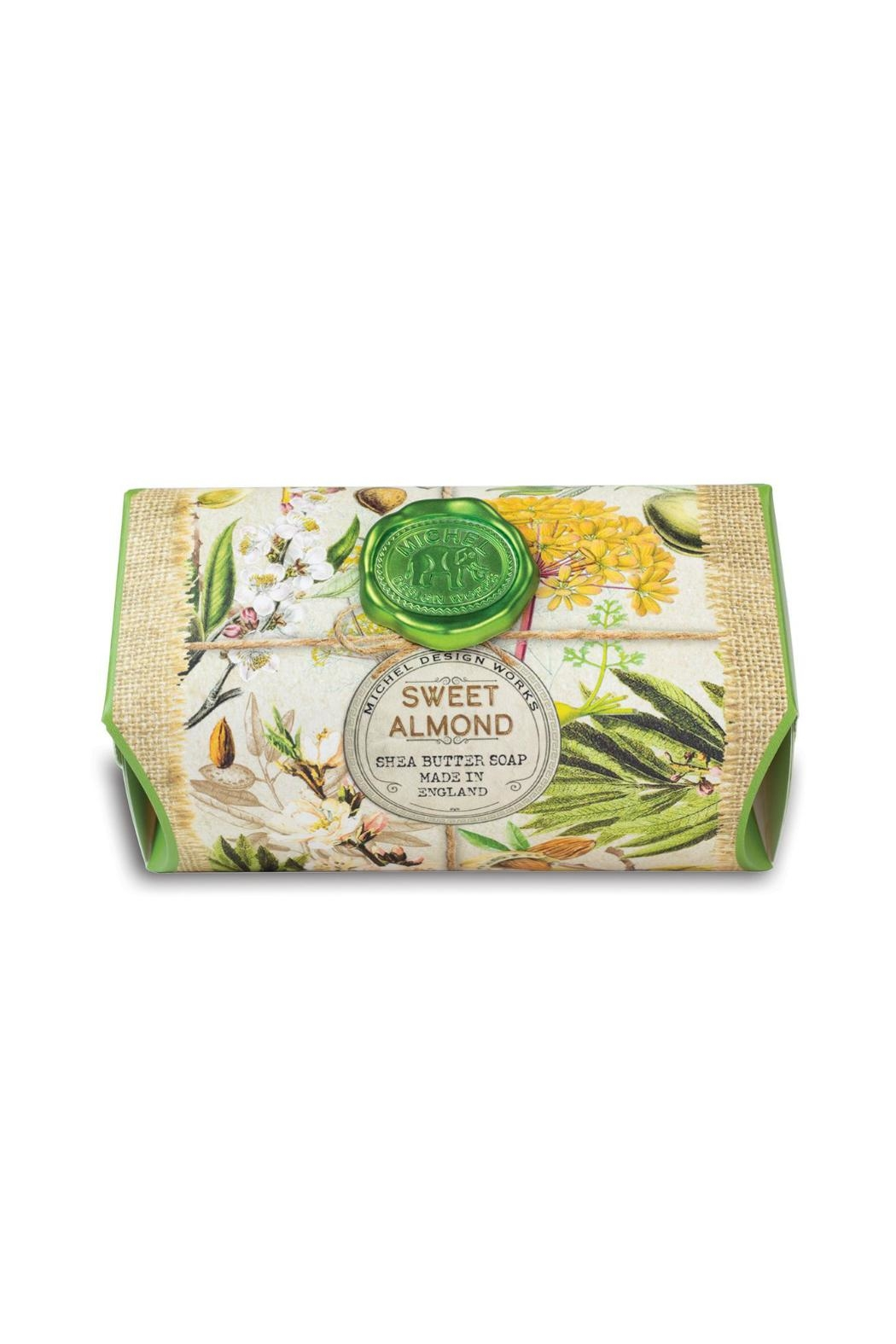Michel Design Works Sweet Almond Bar/soap - Main Image