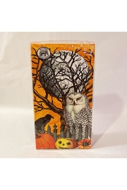"Michel Design Works ""Trick-Or-Treat"" Hostess Napkin - Product Mini Image"
