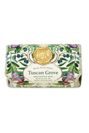 Michel Design Works Tuscan Grove Shea Butter Soap - Product Mini Image