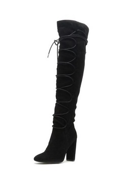 Shoptiques Product: Scippo Over Knee Boots