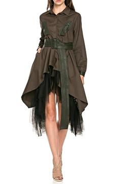 Shoptiques Product: Tiered Coat Dress