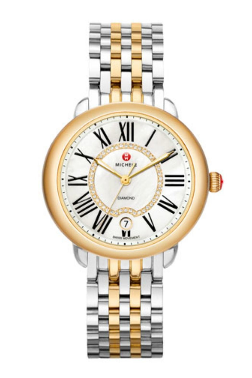 Michele Watches Michele Serein16 Watch - Front Full Image
