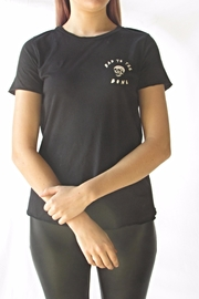 Michelle Bad-To-The-Bone Tee - Product Mini Image