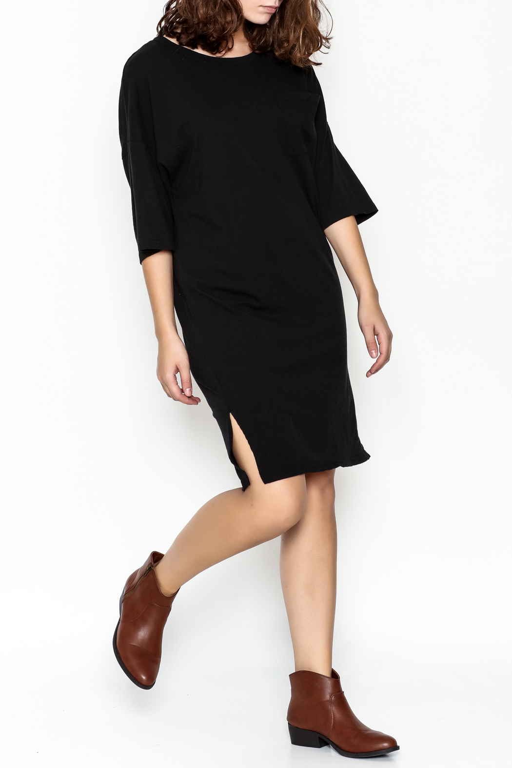 Michelle by Commune Yea Dress - Side Cropped Image