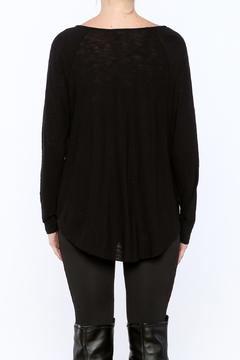 Michelle by Comune Crisscross Long Sleeve Top - Alternate List Image
