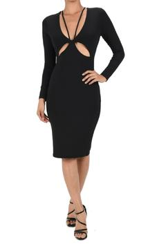 Michelle Little Black Dress - Product List Image