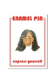 The Found Michelle Obama Pin - Product Mini Image