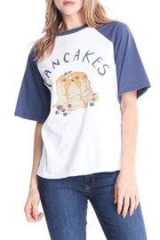 Michelle Pancakes Vintage Tee - Front cropped