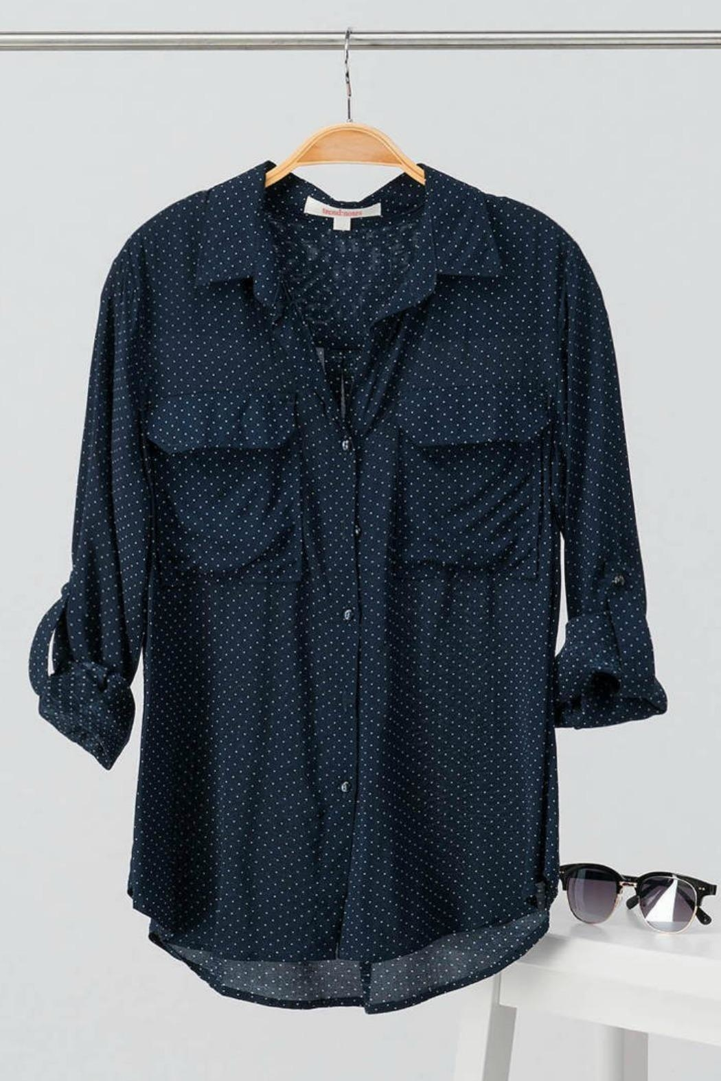 Trend:notes Michelle Polka-Dot Blouse - Main Image