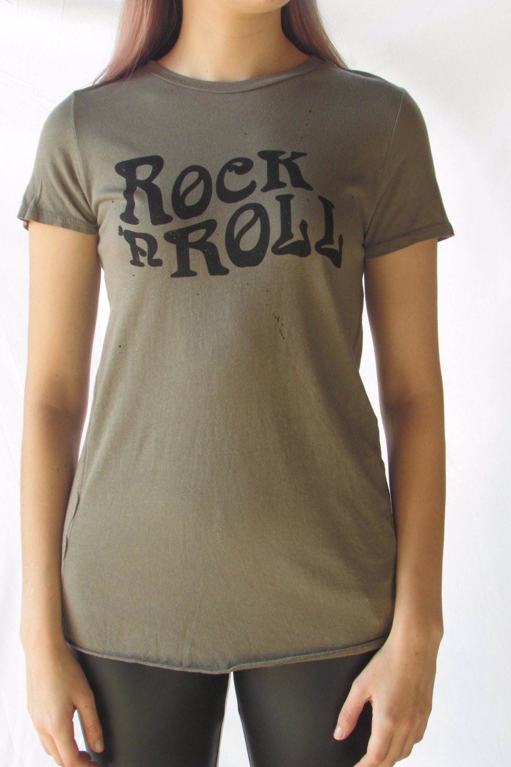 Michelle Rock Roll Tee - Main Image