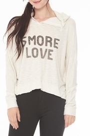 Michelle Smore Love Hoodie - Front cropped