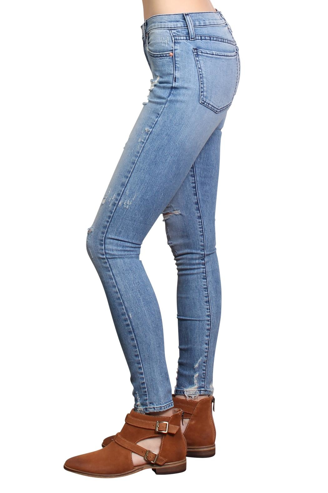 Michelle by Commune London Skinny Jeans - Side Cropped Image