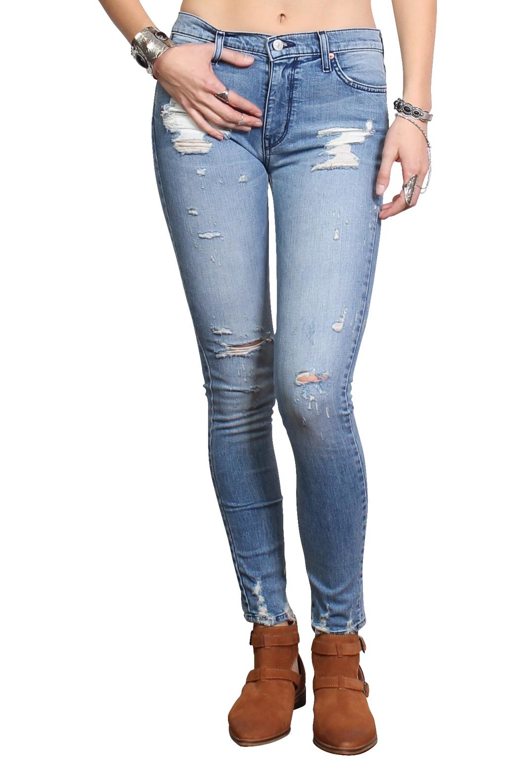 Michelle by Commune London Skinny Jeans - Main Image