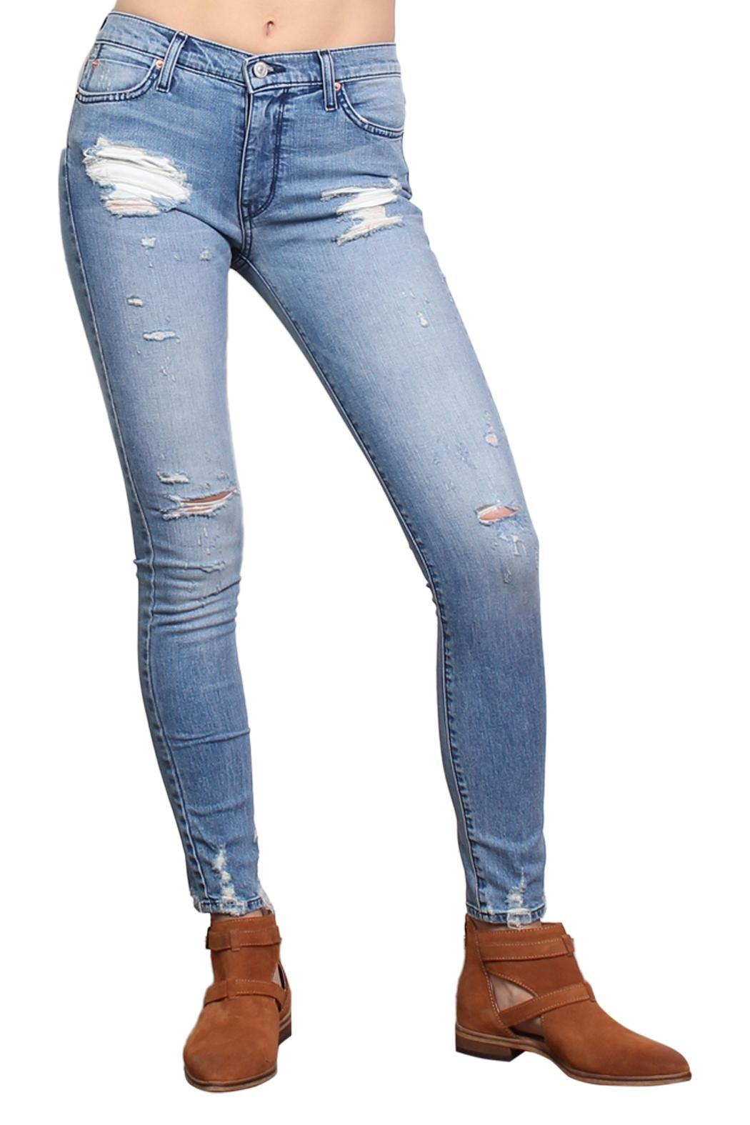 Michelle by Commune London Skinny Jeans - Front Full Image