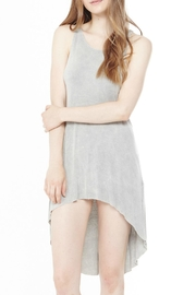 Michelle by Comune Grey Sleeveless Dress - Product Mini Image