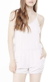 Michelle by Comune Kerens French Romper - Front cropped