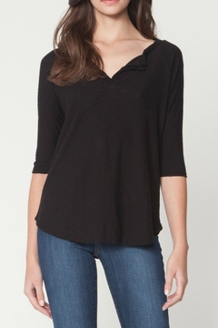 Michelle by Comune Soft Black Shirt - Product List Image