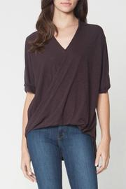 Michelle by Comune V-Neck Top - Product Mini Image