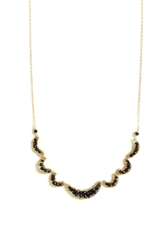 Michelle Pressler Black Spinel Necklace - Alternate List Image