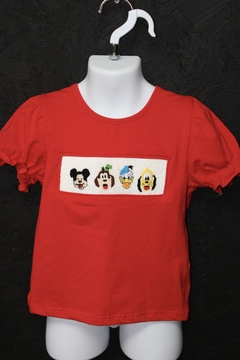 Shoptiques Product: Mickey & Friends Smocked T-shirt