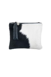 Vash  MICKEY LEATHER CLUTCH - Product Mini Image