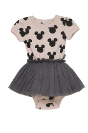 Rock Your Baby Mickey Silhouette Dress - Front full body