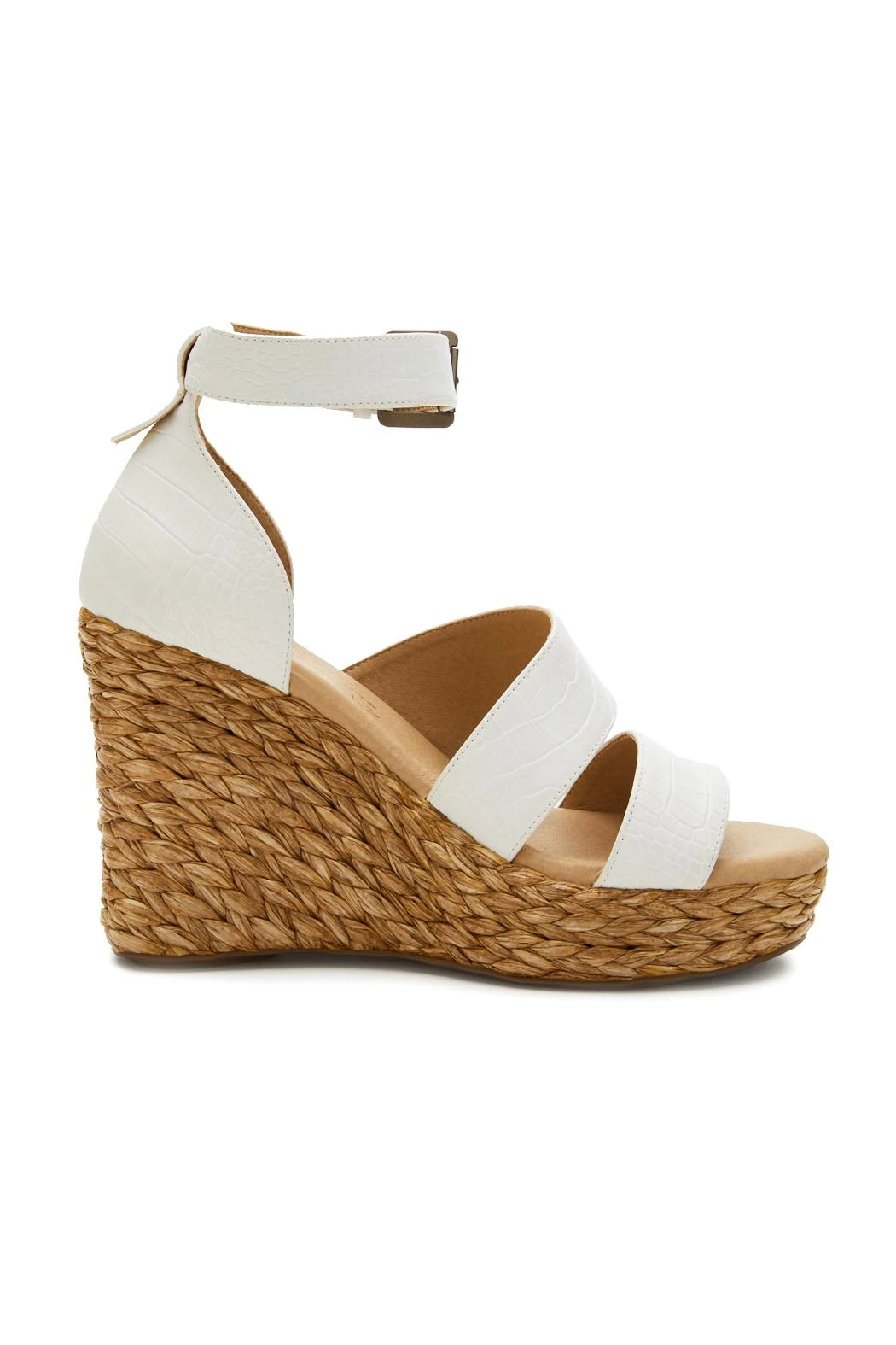 Coconuts by Matisse Mickie Espadrille Wedge - Front Full Image