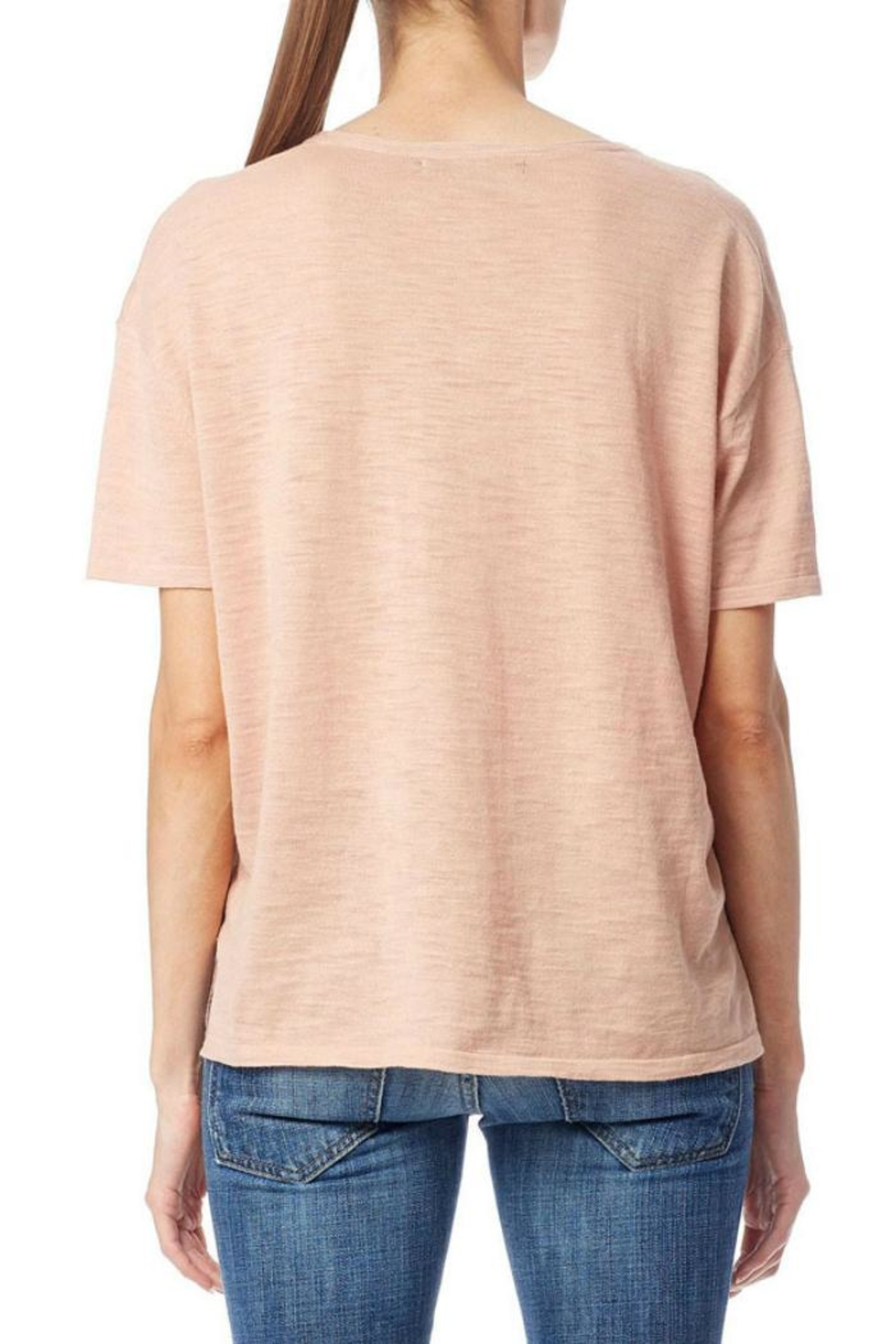 360 Cashmere Micky Top - Front Full Image