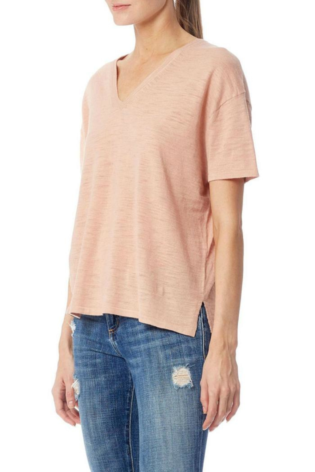 360 Cashmere Micky Top - Front Cropped Image