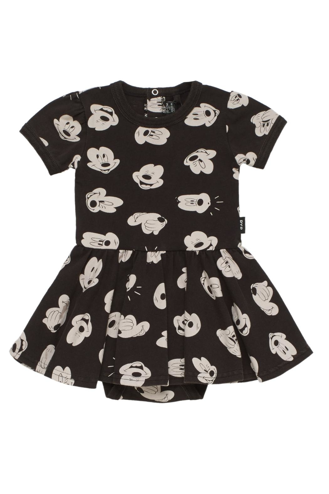 Rock Your Baby Micky Visage Dress - Front Full Image