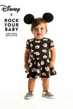Rock Your Baby Micky Visage Dress - Product List Image