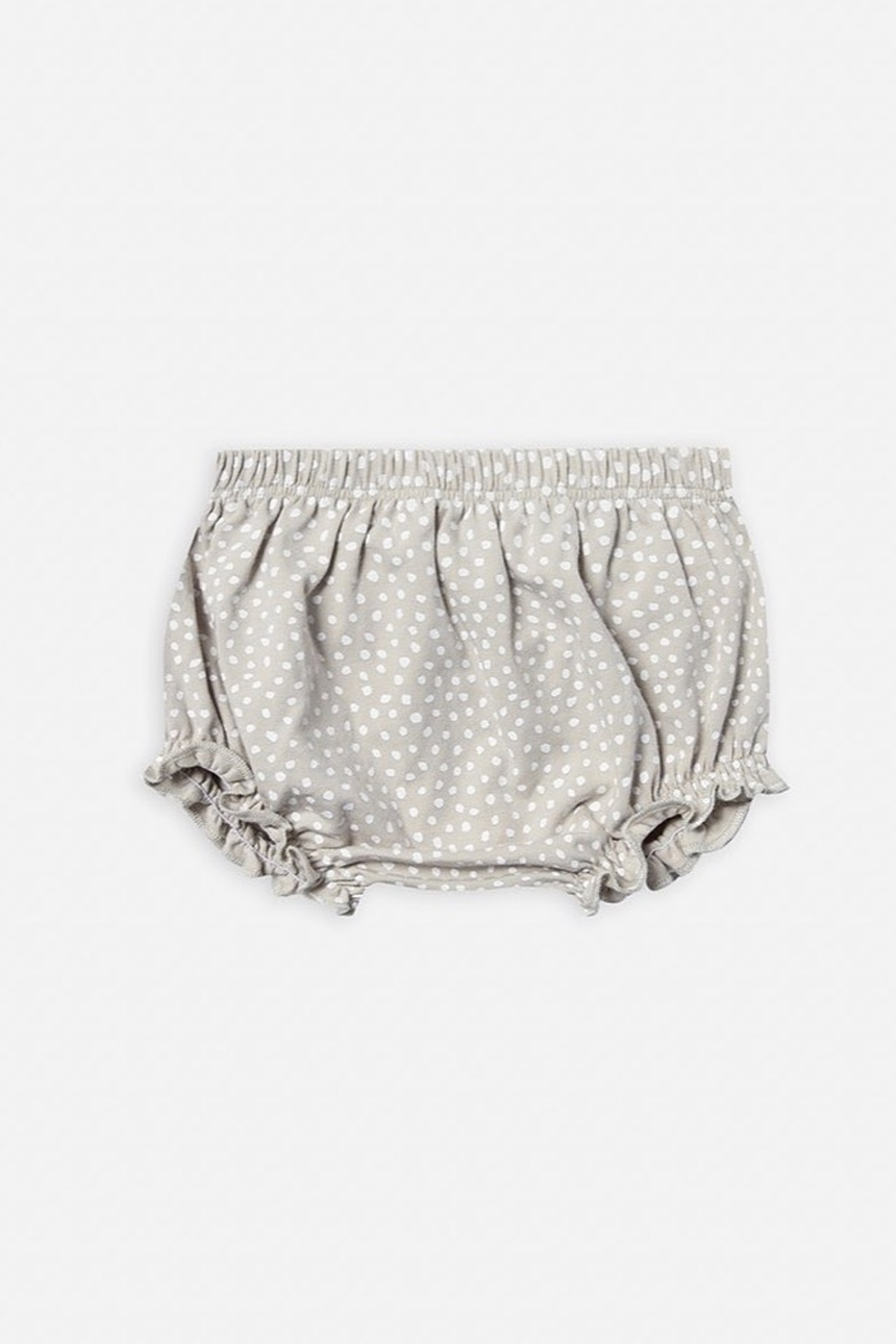 Rylee & Cru Micro Dot Essential Bloomer - Front Cropped Image