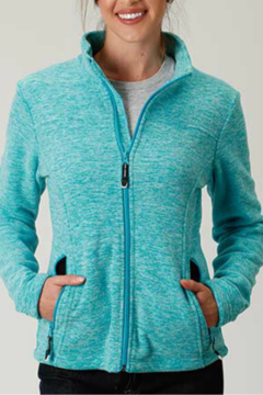 Roper Micro Fleece Jacket - Product List Image