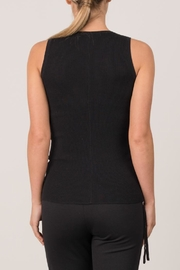 Margaret O'Leary Micro Rib Tank - Side cropped