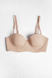 blush lingerie Micro Strapless Bra - Product Mini Image