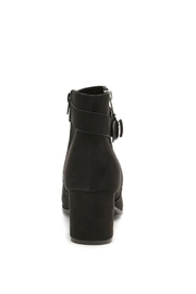 Bamboo Mid Heel Bootie - Side cropped