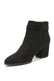 Bamboo Mid Heel Bootie - Front cropped