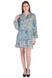 Raj Lotus Rayn Tunic - Product Mini Image