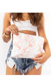 Aloha Collection Mid Manoa Pouch - Front full body