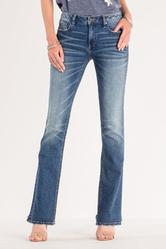 Shoptiques Product: Mid-Rise Boot Cut