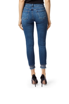 Shoptiques Product: Mid-Rise Crop Skinny