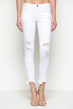 Hidden Jeans Mid-Rise Cropped Skinny - Product List Image