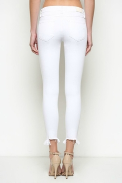 Hidden Jeans Mid-Rise Cropped Skinny - Alternate List Image