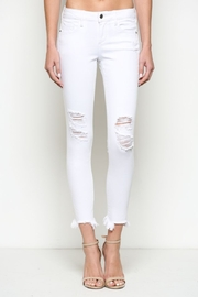 Hidden Jeans Mid-Rise Cropped Skinny - Product Mini Image