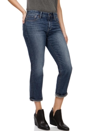 Lucky Brand Mid-Rise Relaxed Crop - Product Mini Image