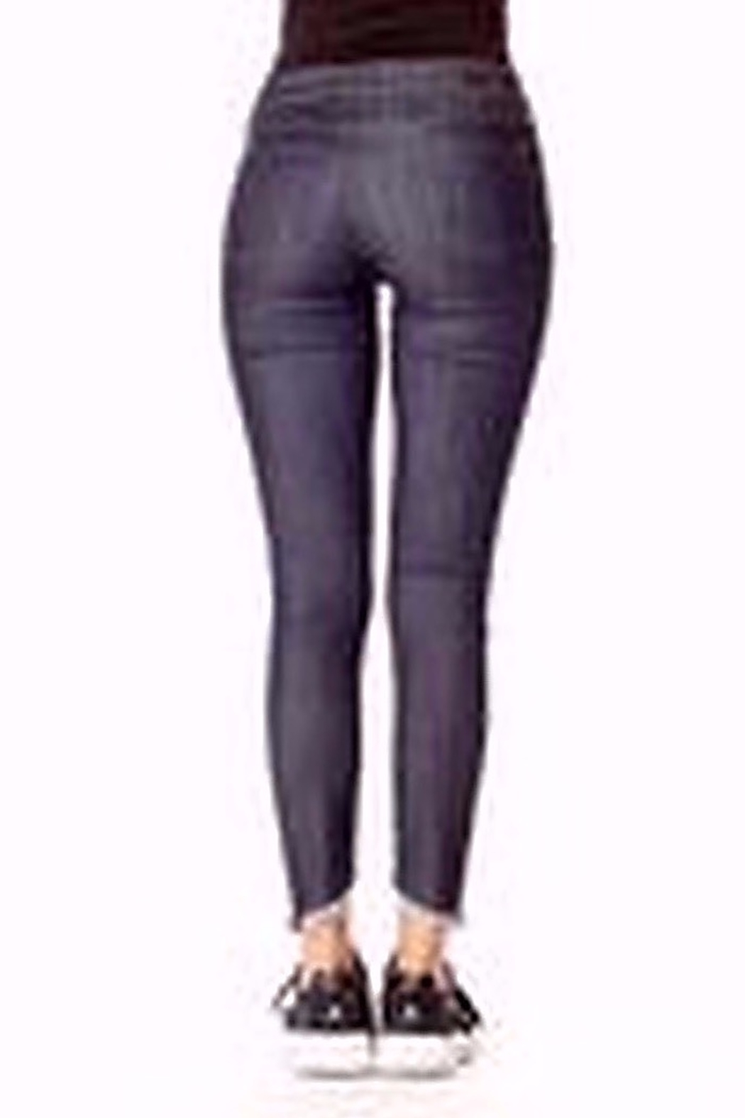 Articles of Society Mid rise skinny crop jean - Side Cropped Image