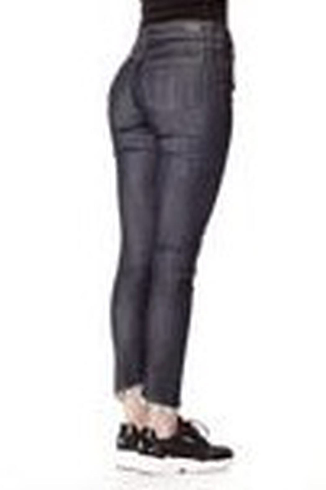 Articles of Society Mid rise skinny crop jean - Front Full Image