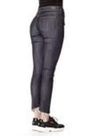 Articles of Society Mid rise skinny crop jean - Front full body