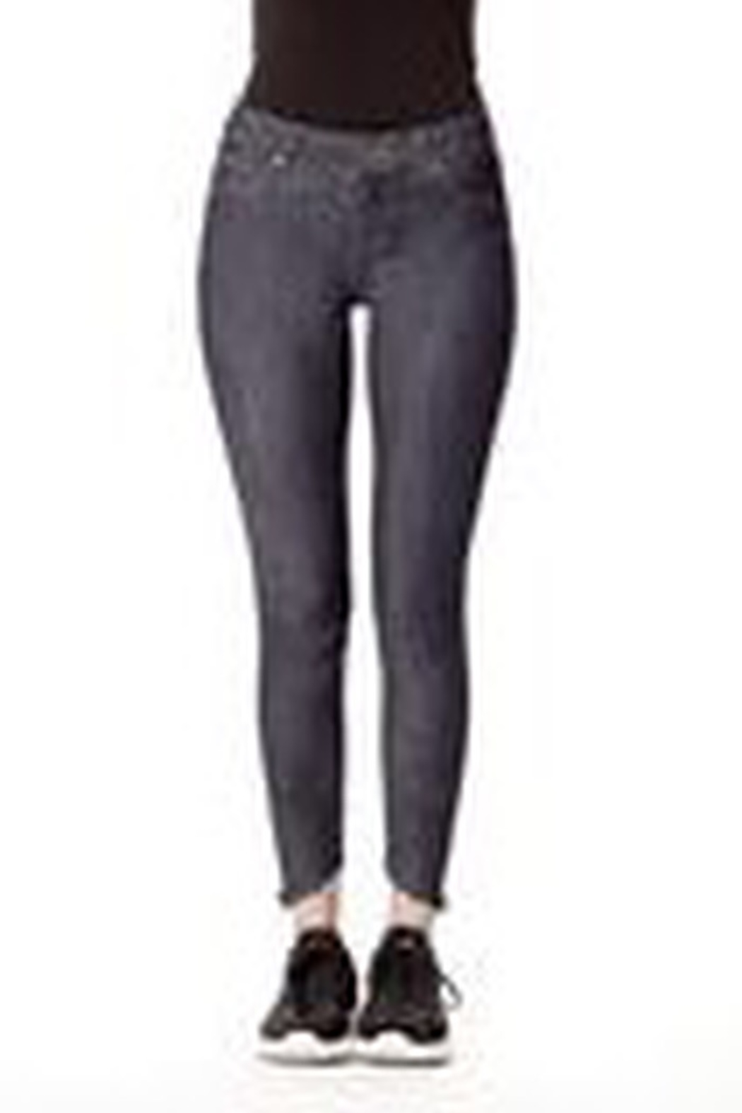 Articles of Society Mid rise skinny crop jean - Main Image