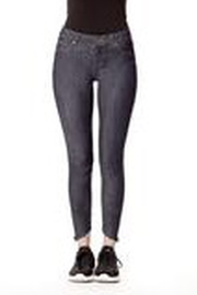 Articles of Society Mid rise skinny crop jean - Front cropped